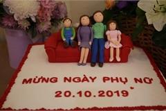 Gặp mặt kỷ niệm ngày thành lập Hội Liên hiệp Phụ nữ Việt Nam tại Ukraine