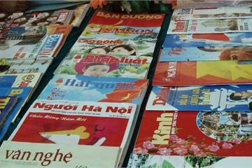 Hà Nội quy hoạch báo chí, giảm 10 tòa soạn báo, tạp chí