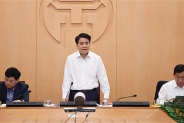 """Chủ tịch Hà Nội lo ngại """"ổ dịch"""" BV Bạch Mai sẽ gieo rắc tới các tỉnh"""