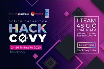 Phát động cuộc thi công nghệ Hack Cô Vy 2020