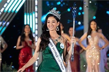 Những hình ảnh ấn tượng đêm chung kết Hoa hậu Thế giới Việt Nam 2019