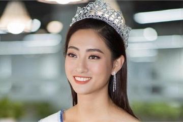 """Hoa hậu Thùy Linh: """"Từ bé, bố mẹ đã hướng cho tôi cuộc sống giản dị"""""""