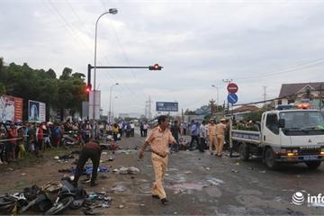 Vụ tai nạn thảm khốc ở Long An: Vì sao chưa khởi tố vụ án?