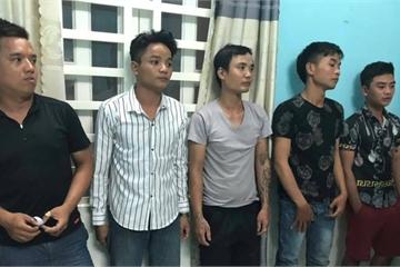 Tạm giữ băng nhóm cho vay nặng lãi giữ 400 sổ hộ khẩu, CMND thế chấp ở Đồng Nai