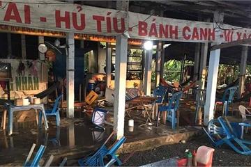 """Quán ăn """"chặt chém"""", đánh khách ở Long An bị phạt hơn 13 triệu đồng"""