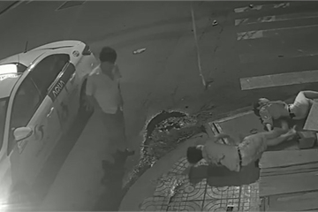 Thông tin mới vụ tài xế Vinasun bỏ mặc đôi nam nữ thương vong trong đêm