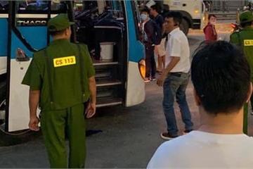 Đồng Nai: Nghi án một xe chở khách bị cướp tiền táo tợn ở TP Biên Hòa