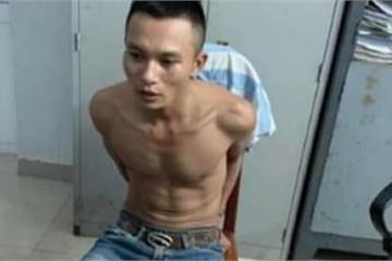 Nghi can cứa cổ tài xế Grab ở Sài Gòn bị bắt