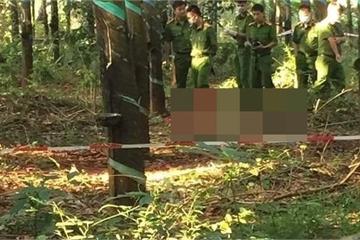 Bà Rịa - Vũng Tàu: Nghi án thiếu nữ 16 tuổi bị cưỡng hiếp, sát hại trong rừng cao su