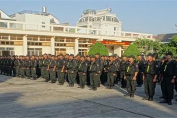 Bộ Công an tăng cường 400 Cảnh sát cơ động cho Công an Đồng Nai trấn áp tội phạm