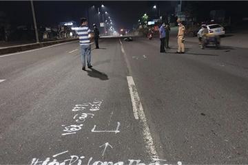 Đồng Nai: Ngăn chặn đua xe, một cảnh sát cơ động bị tấn công, thương tích rất nặng