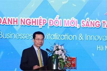 Bộ trưởng Nguyễn Mạnh Hùng: Phải đi tiên phong chấp nhận cái mới