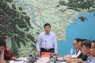 Áp thấp nhiệt đới diễn biến phức tạp, cảnh báo mưa to từ Thanh Hóa đến Quảng Ngãi