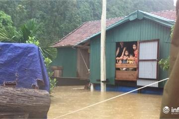 Thủ tướng gửi thư hỏi thăm đồng bào, chiến sỹ vùng miền Trung ngập lụt