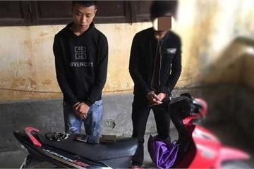 Thanh niên 16 tuổi bị khởi tố vì đi cướp điện thoại cùng 'con nợ'