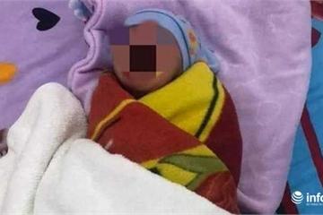 Hà Tĩnh: Phát hiện bé trai sơ sinh tại nhà nghỉ cùng bức tâm thư của người mẹ