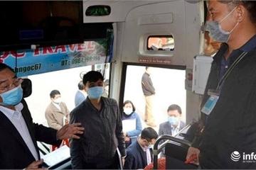 Giám đốc CDC Hà Tĩnh kêu gọi nhà xe phòng, chống Covid-19