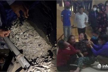 Hà Tĩnh: Vụ sập mái trụ sở xã 1 người tử vong, tư vấn giám sát 'né' trách nhiệm