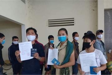 368 người hết hạn cách ly ở Hà Tĩnh: Giờ chia tay đầy lưu luyến