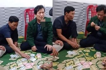 Hà Tĩnh: Chủ tịch xã tụ tập đánh bạc giữa mùa dịch bị đình chỉ công tác