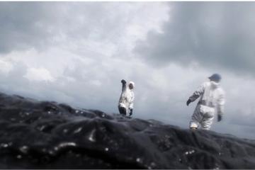 Chùm ảnh vụ tràn dầu nghiêm trọng ở khu du lịch Thái Lan