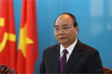 Thủ tướng tham dự Hội nghị thường niên Diễn đàn kinh tế thế giới