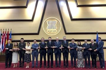 Cuộc họp lần 26 Ủy ban hợp tác chung ASEAN – Liên minh châu Âu