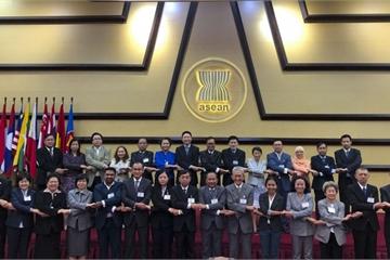 Hội nghị điều phối cộng đồng chính trị - an ninh ASEAN lần thứ 11