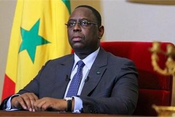 Điện mừng Tổng thống nước Cộng hòa Senegal