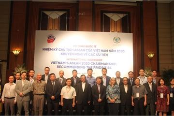 Nhiệm kỳ Chủ tịch ASEAN của Việt Nam năm 2020: Khuyến nghị về các ưu tiên