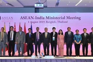 AMM-52: Diễn ra nhiều cuộc họp giữa ASEAN và các đối tác quan trọng