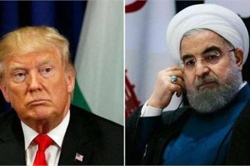 """Hé lộ cuộc gặp """"lịch sử"""" giữa Tổng thống Mỹ và Iran"""