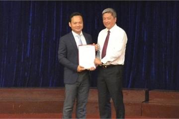 Con trai Bộ trưởng Y tế được bổ nhiệm Viện Phó Viện Pasteur TP.HCM