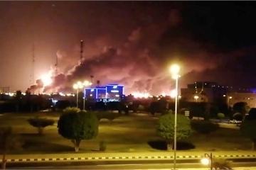 """Mỹ có thêm bằng chứng vụ nhà máy dầu Ả Rập Xê út, căng thẳng Trung Đông sắp """"bùng nổ"""""""