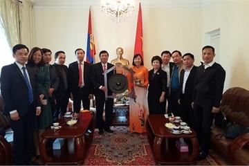 Thúc đẩy quan hệ hợp tác địa phương giữa Việt Nam và Mông Cổ