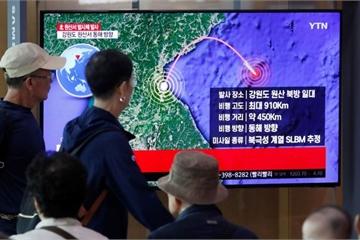 Mỹ, Nhật nói gì về vụ phóng tên lửa mới nhất của Triều Tiên?