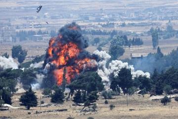 Mỹ tiếp tục ném bom căn cứ ở Syria, quyết xóa sạch dấu vết trước khi rời đi