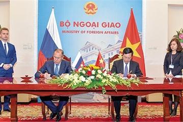 70 năm quan hệ Việt Nam - LB Nga: Tiếp nối truyền thống, vững bước tương lai