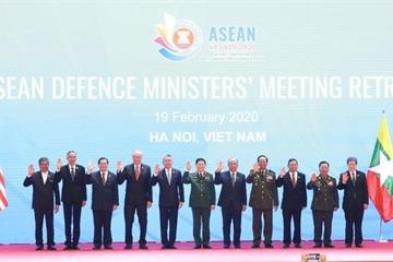 Tuyên bố chung của Bộ trưởng Quốc phòng ASEAN về ứng phó dịch bệnh