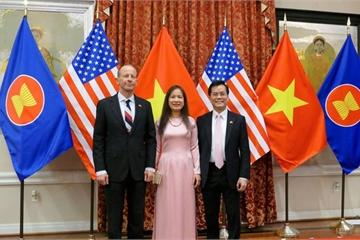 Khởi động kỷ niệm 25 năm quan hệ ngoại giao Việt Nam-Hoa Kỳ