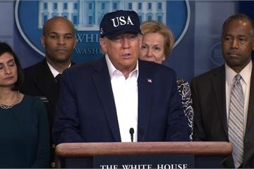Nhà Trắng khẳng định Tổng thống Trump âm tính với Covid-19