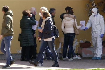 Bí quyết giúp một thị trấn Italy dập dịch Covid-19 chỉ sau vài tuần