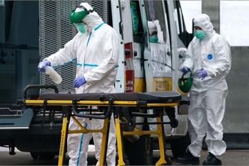 Số người tử vong vì Covid-19 ở Mỹ cao kỷ lục, châu Âu cận kề đỉnh dịch
