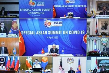 Thủ tướng chủ trì Hội nghị Cấp cao Đặc biệt ASEAN ứng phó dịch bệnh COVID-19
