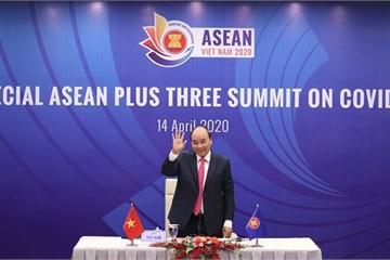 ASEAN+3 họp Hội nghị Cấp cao Đặc biệt về ứng phó dịch bệnh COVID-19