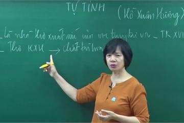 Giáo viên nhận định gì về đề thi thử THPT quốc gia 2019 môn Văn tại Hà Nội?