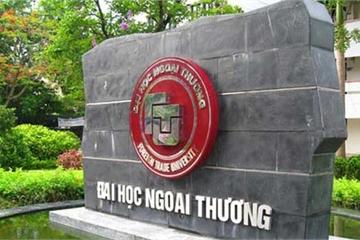 Đại học Ngoại thương xóa tên một thí sinh Sơn La sau gian lận thi cử