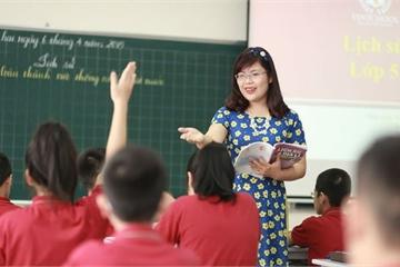 Lương giáo viên trường công được tính theo chuẩn trình độ đào tạo
