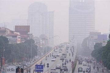 Ô nhiễm không khí tại Việt Nam gây thiệt hại khoảng 10 tỷ USD