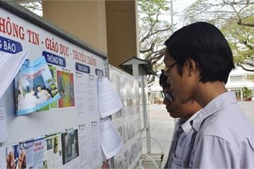 Ngành giáo dục Ninh Bình: 100% cơ quan, đơn vị trong ngành có biển cấm hút thuốc